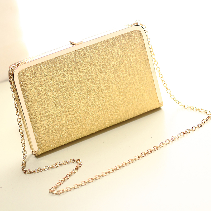 Shishang Fashion Gold Evening Bag Clutch Chain Of Small Silver Box Shoulder In Clutches From Luggage Bags On Aliexpress Alibaba Group