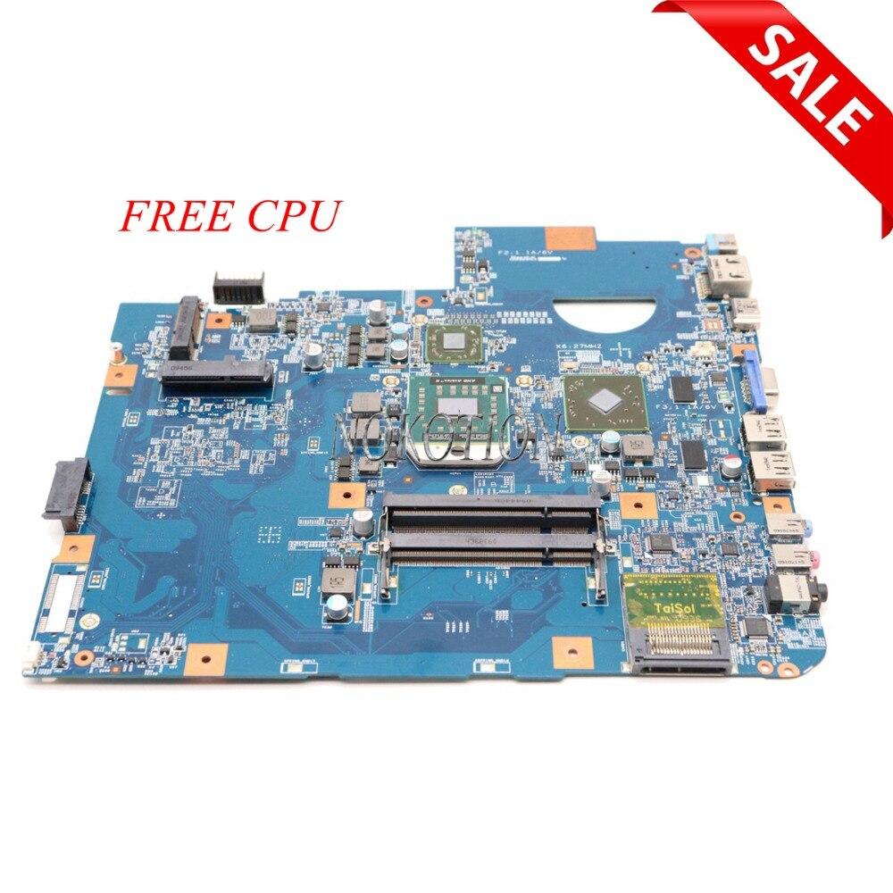 NOKOTION NBJV50-TR MB 48.4FN01.011 Pour Acer asipre 5542 5542g Mère D'ordinateur Portable MBPHP01001 MB. PHP01.001 HD4500 DDR2 Livraison CPU