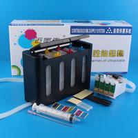 Continuous Ink Supply System Universal 4Color CISS kit with accessaries ink tank for EPSON wf 2521 wf 2531 wf 2541 T1931
