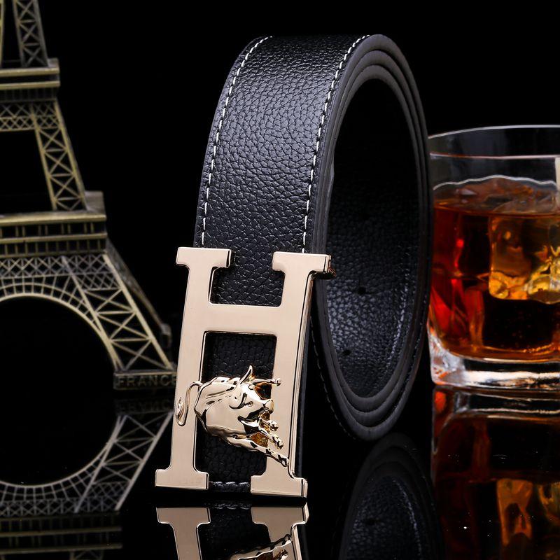 new arrival gold belt men's luxury waist strap designer high quality belts women size 120 cm blue waistband cowboy jeans