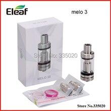 Original Eleaf Melo III/Melo III Mini Tanque de Estructura Desmontable 2 ml/4 ml Superior llenos de melo 3 y melo 3 mini Atomizador