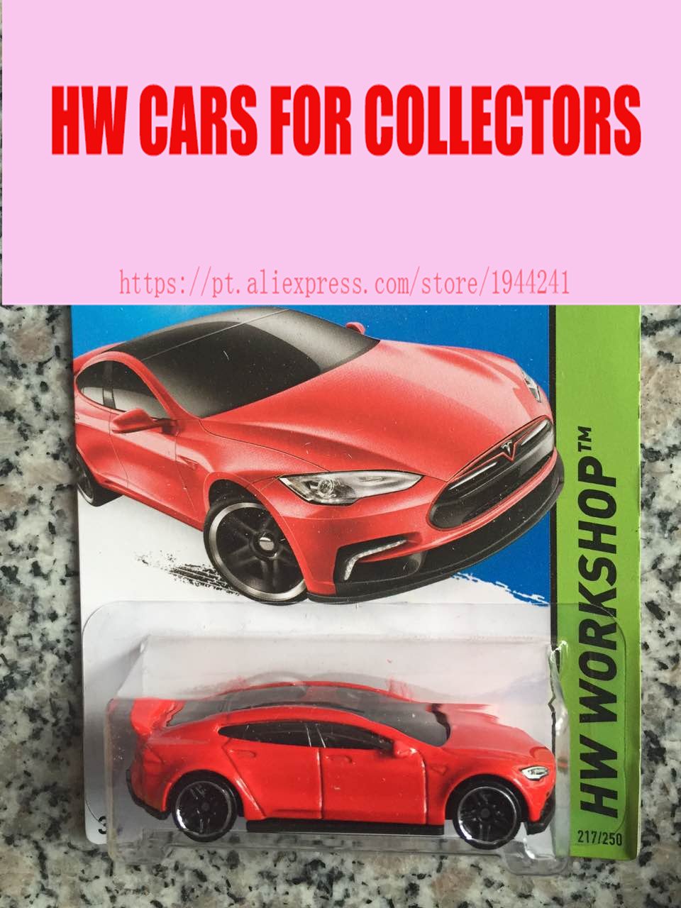 Alloy Mini Roadster Diecast Cars Tesla Model S For Collection ...