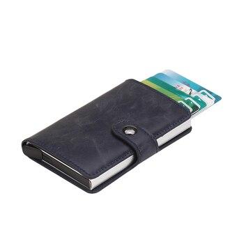 Αντρικό Card Holder με σύστημα RFID Blocking Αξεσουάρ MSOW