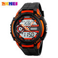 SKMEI 1202 luxury Automatic waterproof Sport watch military wristwatch Men Fashion army Watch top quality mens famous clock