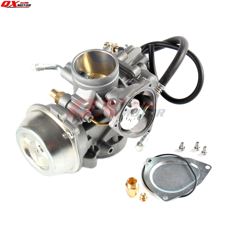 New 40mm Carb Carburetor For PD40J Polaris Sportsman 500 4X4 HO 2001-2005 2010 2011 2012A ATV QUAD UTV gold and silver forever love steel couple ring for men 8 size