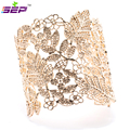 Moda Vogue Lace Estilo Vintage Deixa Pulseira Bangle Cuff BRA001