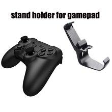 Suporte suporte de montagem para ps3 para xiao mi gamepad controlador do jogo mi sem fio bluetooth punho do jogo joystick gamepad max 80mm