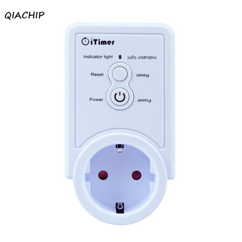 QIACHIP Smart Plug GSM Smart Socket App Timing Control For IOS Android Smartphone Tablet 220V EU