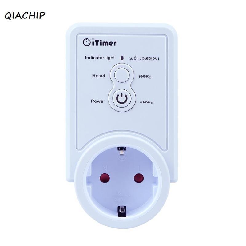 QIACHIP Smart Plug GSM Smart Socket App Timing Control For IOS Android Smartphone Tablet 220V EU