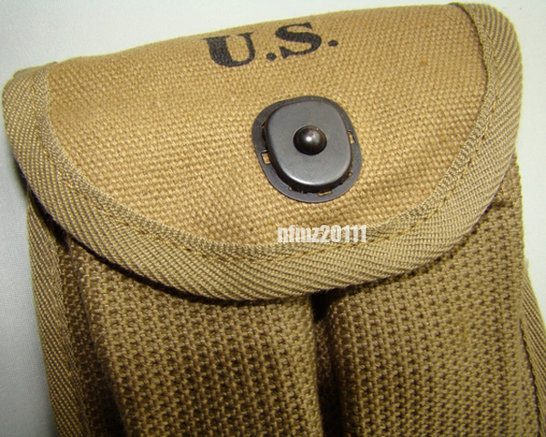 Wwii M1 Carbine Butt Stock Ammo Pouch Top Christmas Gifts 2018