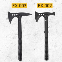 Cosplay Axe counter strike survival tactical claw combat fight Tactical Training rubber plastic soft knife Axe