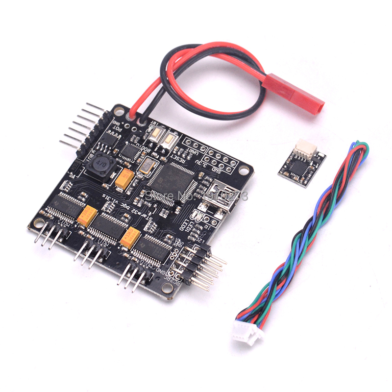 RC Quadcopter Storm32 32Bit 3-Axis Brushless Gimbal Controller Board Motor Drive (Mosfet version)