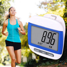 Movement calories multi-function step counter pedometer lcd colorful digital waterproof