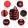 Наружная медицинская сумка MOLLE  аптечка для первой помощи  сумка для экстренной помощи  сумка для первой помощи