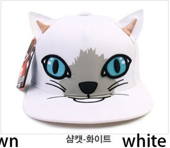 Fashion baseball caps snapback hats and cap cute lovely cat animal print hippop dancing cap adjusted 1pc fashion baseball caps snapback hats and cap cute lovely cat animal print hippop dancing cap adjusted 1pc
