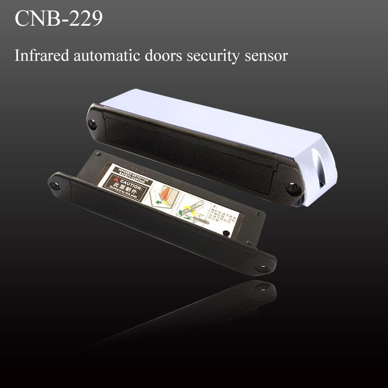 Presence Curtain Sensor Automatic Door Inductive Safety Proximity Sensor AC/DC12-30V Infrared Presence Position Sensor
