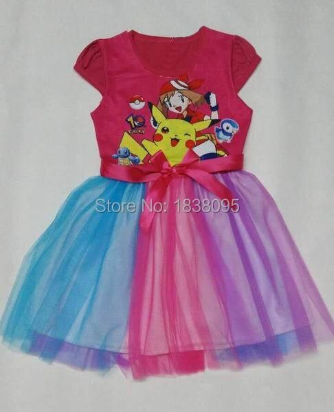 Dress new summer children girls party dress for girl s christmas dress