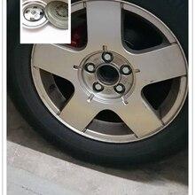 4 шт. для автомобильных эмблем значок 155 мм 56 мм 60 мм 63 мм колпаки для колес 1J0601149B 3b7601171 Крышка для центра колеса