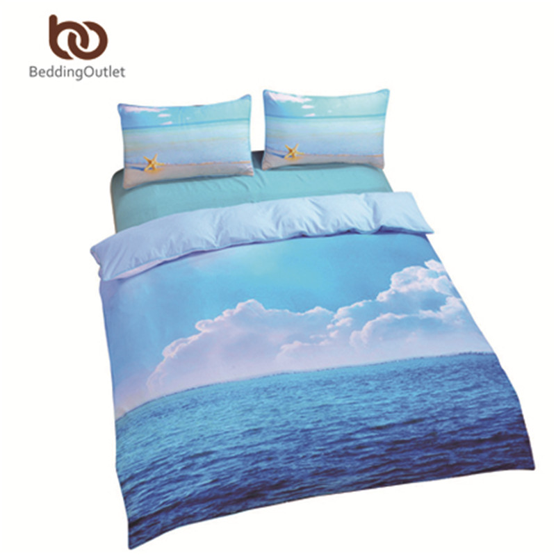BeddingOutlet Vivid 3D Printed Duvet Cover Set Kids Bedding Set Twin Queen King Size Bed Sheet Set For Home For Living Room