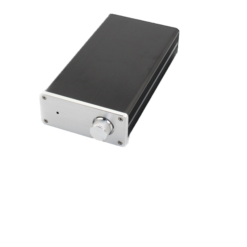 KYYSLB 2019  WA110 Mini Aluminum Amplifier Chassis  Amplifier Case Power Box AMP Enclosure /case/DIY Box