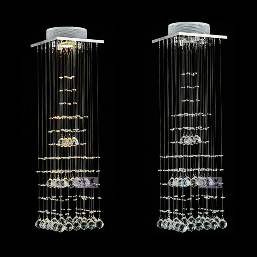 Modern Clear Waterford Spiral Sphere LED Lustre Crystal Chandeliers Ceiling Lamp Suspension Pendant Lamp luminaria home lighting hghomeart creative cartoon chandeliers led crystal chandelier kids room luminarias wrought iron lamp lustre suspension