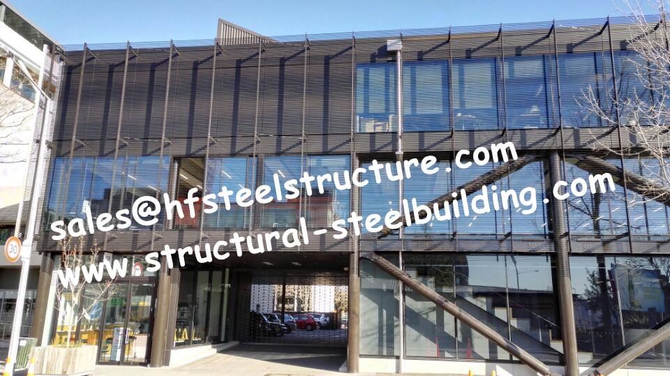 Chinese Contractors Of High Rise Building And Multi-storey Steel Building For Residential Apartments