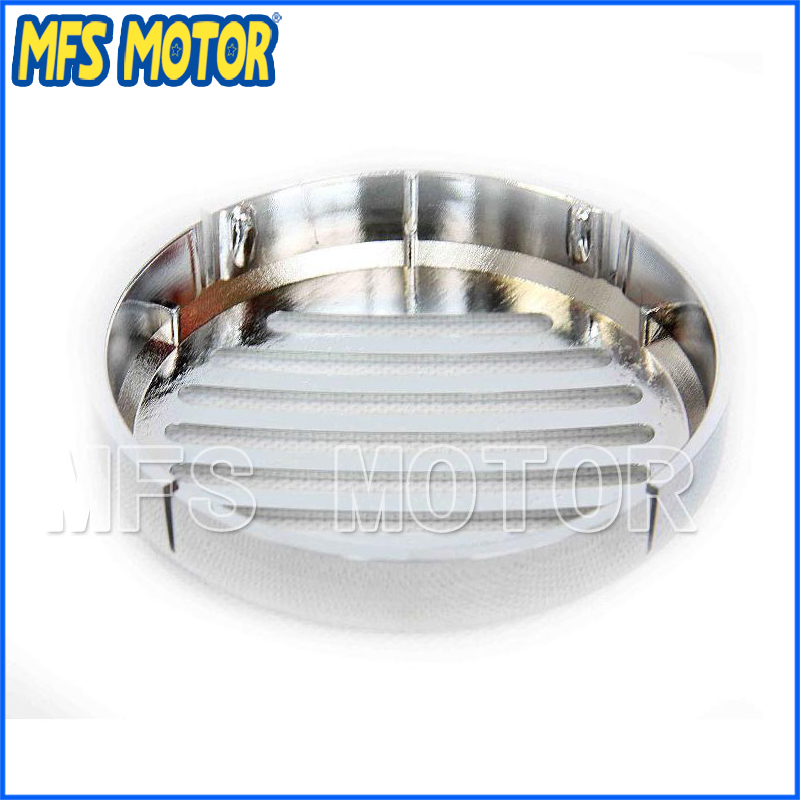 Motorcycle Horn Cover Shadow For Honda VT VLX 600 Magna Aero Spirit 1100 ACE VTX 1300 1800 C