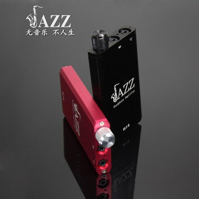 Caz R7.8 taşınabilir amplifikatör HIFI ateş kulaklık ses güç amplifikatörü Mini taşınabilir lityum DIY kulaklık kulaklık amplifikatörü