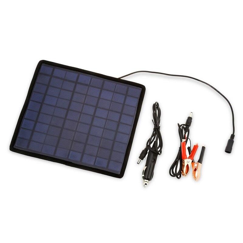 12V Carregador de Bateria Solar Carregador de