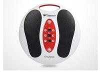 Медицинский уход Электрический массажер для ног шиацу рефлексология вибрационный ролик массаж ног Здоровье инфракрасный нагреватель маши