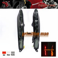 For Ducati Diavel / Carbon 2011-2015 Motorcycle Rear Tail Light Turn signal LED Blinker Left&Right Smoke