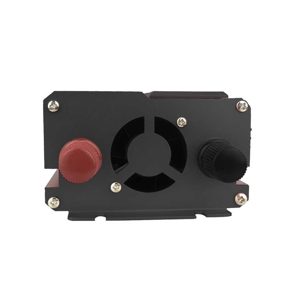 1500W przenośne falowniki samochodowe zmodyfikowana fala sinusoidalna ładowarka samochodowa przetwornica zasilania dostaw konwerter Adapter DC12V/DC24V-AC220V/AC110V
