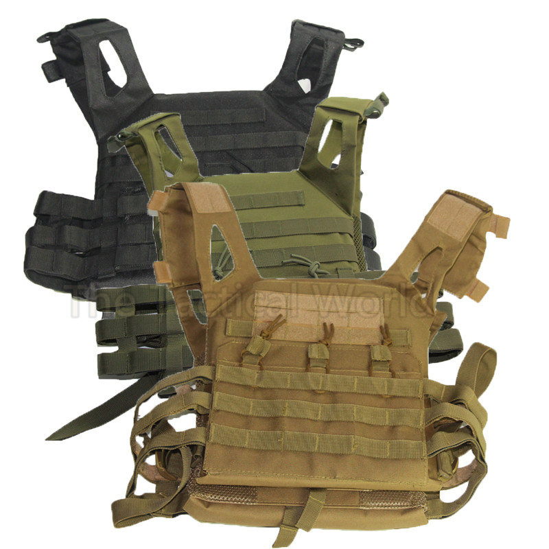 Hunting Military Tactical Molle Vest JPC Body Armor Hunting Vest CS Outdoor Protective Vest Magazine Chest Rig Airsoft Gear Tan transformers tactical vest airsoft paintball vest body armor training cs field protection equipment tactical gear the housing