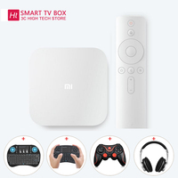 XIAOMI Mi Box 4 Android 6 0 Amlogic Cortex A53 Quad Core 64bit 2GB 8GB 4K