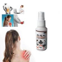 Dropship 80ml/bottle Backache Snake Venom Stop Pain Essential Oil Treatment Osphyalgia Arthritis Rheumatism Medical Spray все цены