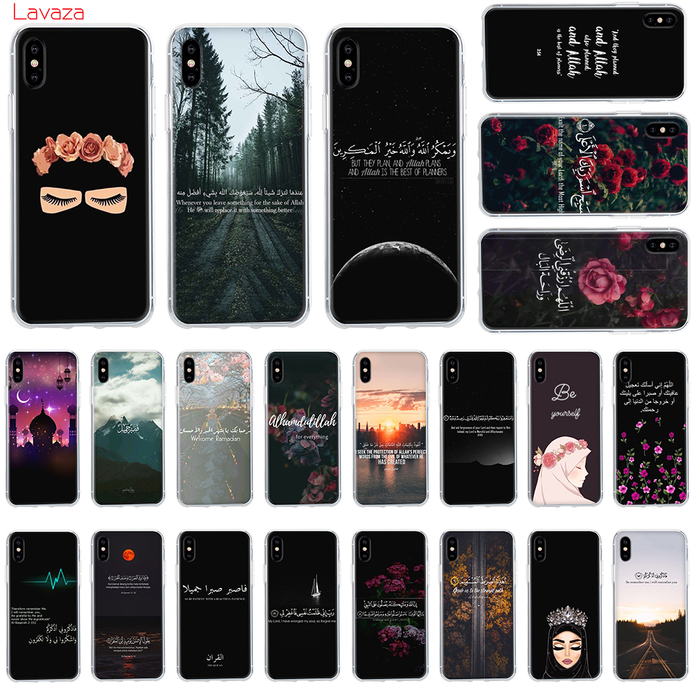 Phone Bags & Cases Yinuoda Arabic Quran Islamic Quotes Muslim Novelty Fundas Phone Case Cover For Iphone 8 7 6 6s Plus X Xs Max 5 5s Se Xr 10 Cover