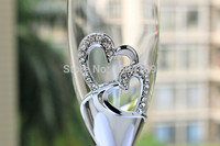 set glass champagne Drinking champagne wine glasses for wedding valentines's day for gifts wedding glasses for champagne