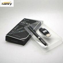 New Original Kamry Micro Electronic Cigarette kit mini E Cig Starter Kit Electronic Hookah 100 Puffs Refill Vape Pen Hookah Pen