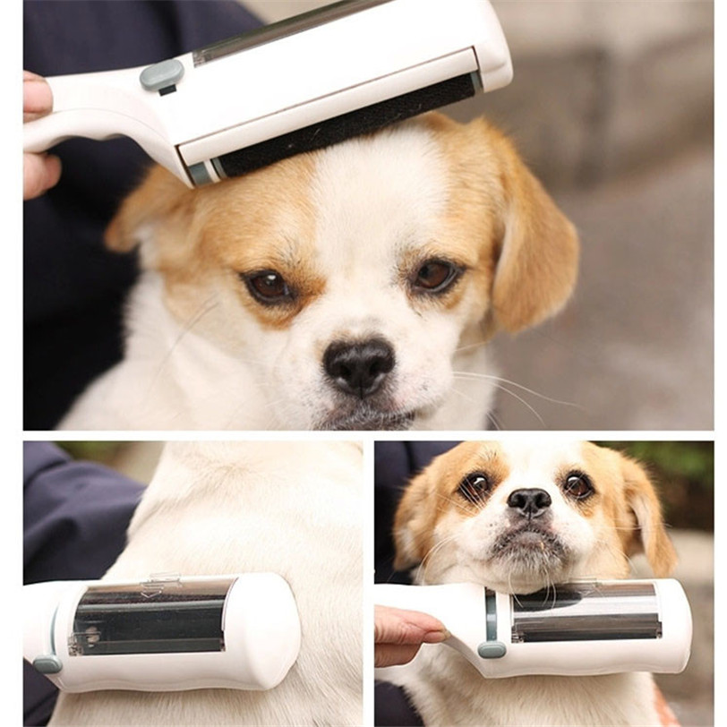 Static Brush Cloth Lint Dust Dog Pets Hair Cleaner Remover Brush Sweeper Electrostatic May2 Extraordinary