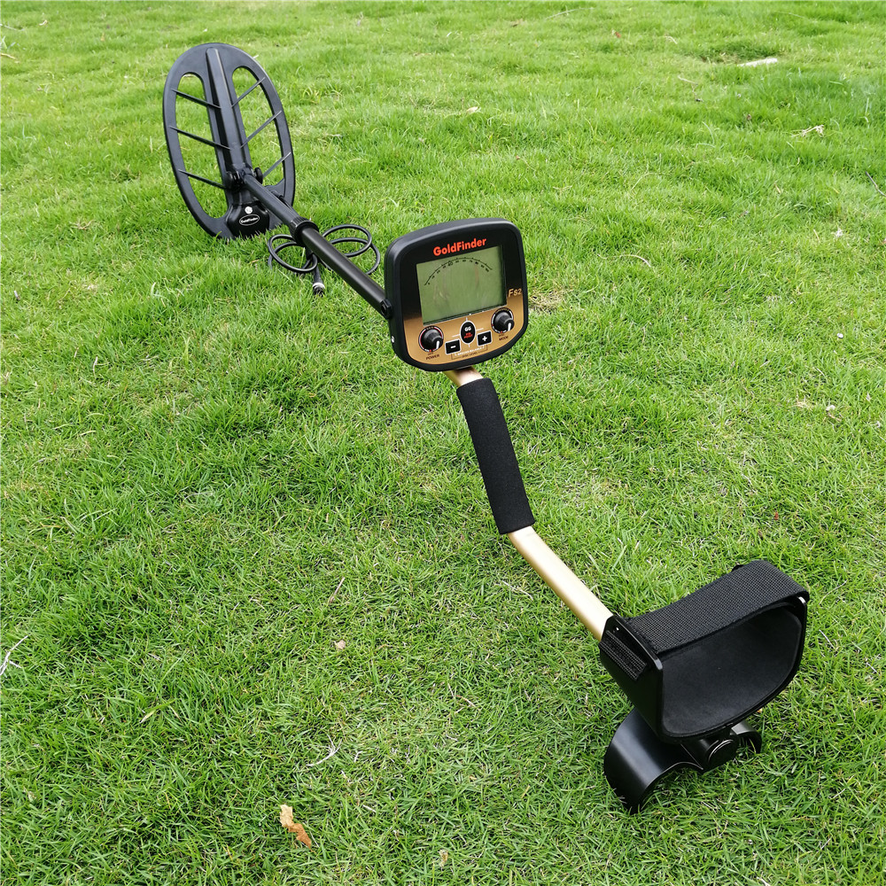 MD 3010II Professional underground Metal Detector Fully Automatic with LCD Display Gold silver Digger Treasure Hunter