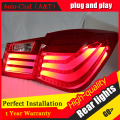 Auto Clud Car Styling for Chevrolet Cruze Taillights BMW Design 2012 Cruze LED Tail Lamp Rear Lamp DRL+Brake+Park+Signal led lig