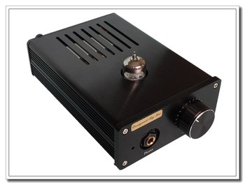 L. TubeMos 6N2 Boru Itme FET Tek Uçlu Saf Sınıf A HiFi Amplifikatör