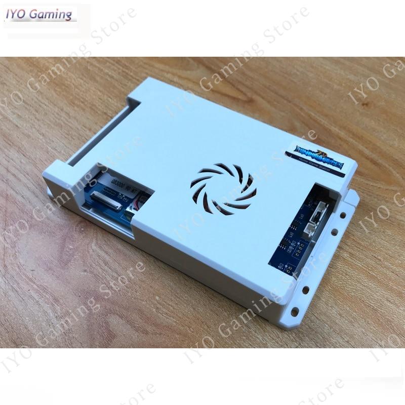 Enregistrer la fonction Pandora 3D 2448 en 1 rétro jeux d'arcade PCB Board 134 * 3D jeux HDMI VGA sortie carte mère Support ajouter des jeux supplémentaires