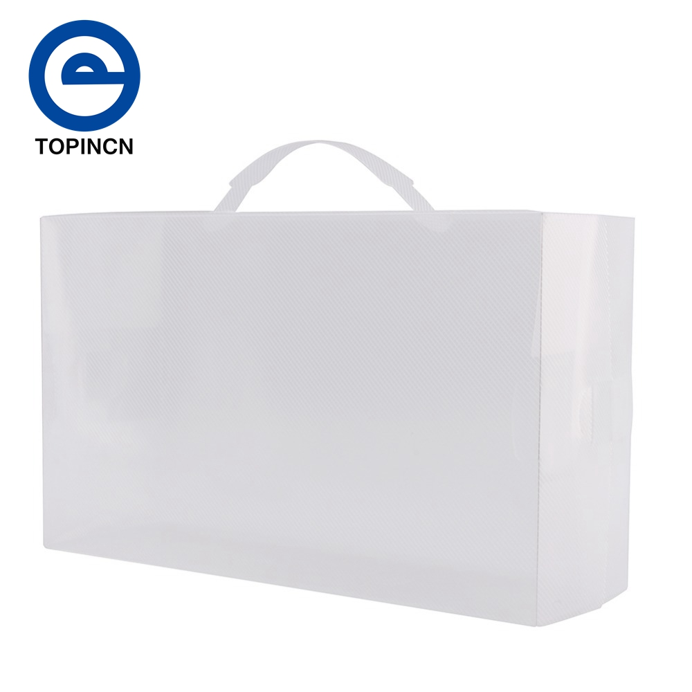 20Pcs/Lot Eco Friendly Shoe Storage Box Case Transparent Plastic Storage  Box Rectangle PP Shoe Organizer Foldable Shoe Box