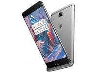 Оригинальный Новый разблокированный мобильный телефон с глобальной версией Oneplus 3 A3003 5,5 6 ГБ ОЗУ 64 Гб Две sim карты Snapdragon 820 Android телефон