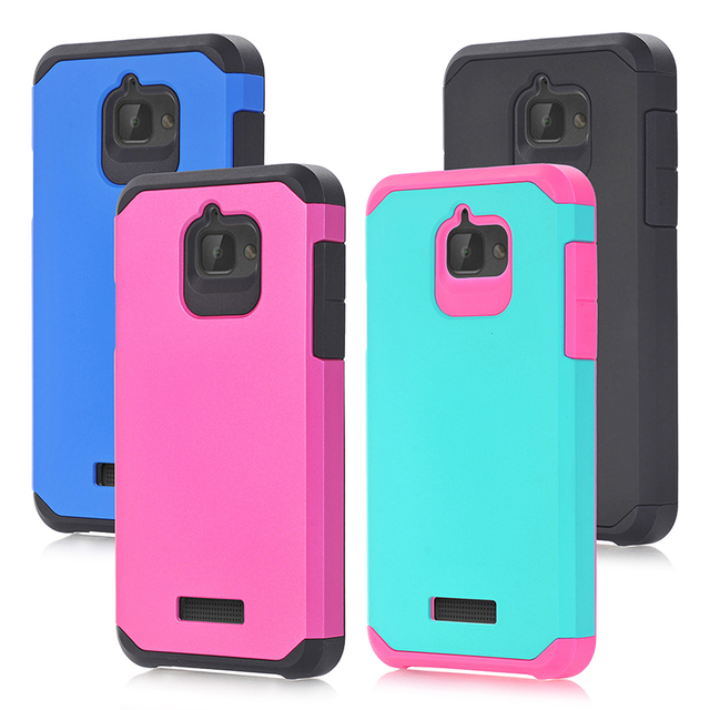 AtomBros Hybrid TPU + Plastic Matte Shockproof Hard Case For Coolpad Catalyst 3622A 3623A Mobile Phone Cases Shell Skin Funda