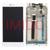 5 0 LCD For Xiaomi Redmi 4A LCD Display Touch Screen Digitizer Assembly Frame Replacement Parts