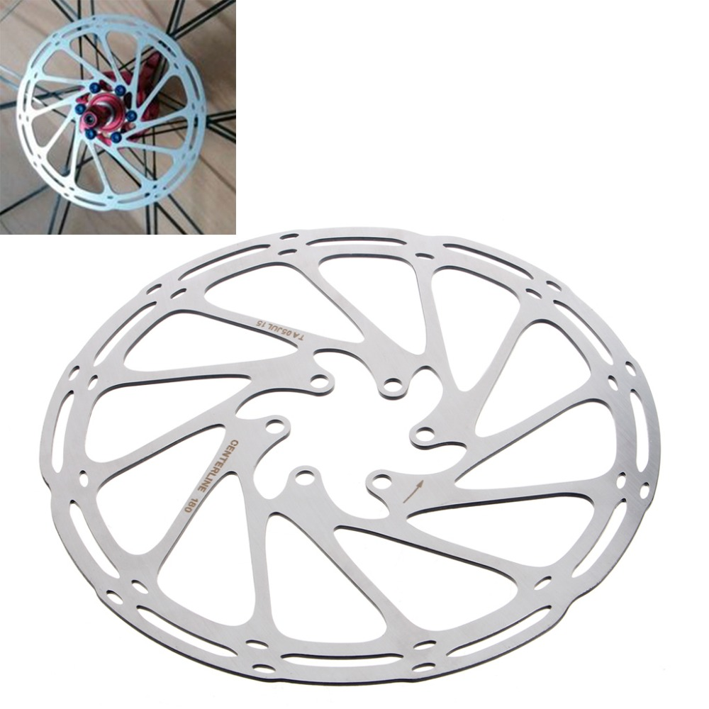 SRAM Centerline 180mm Disc Brake Rotor 6 Bolt for MTB Mountain Road Bike Cycling