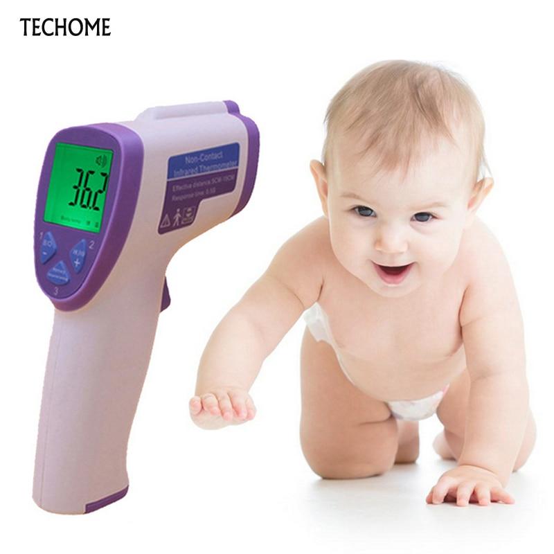 Multi-purpose Infrared lcd Digital Thermometer Non Contact Baby Forehead Thermometer Gun diagnostic-tool Temperature Termometro  цены