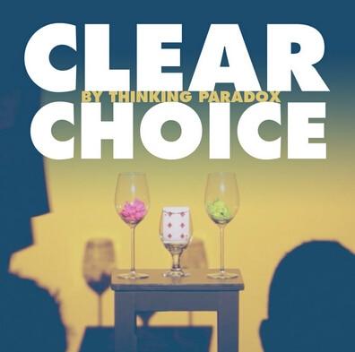 Clear Choice By Thinking Paradox Magic Tricks